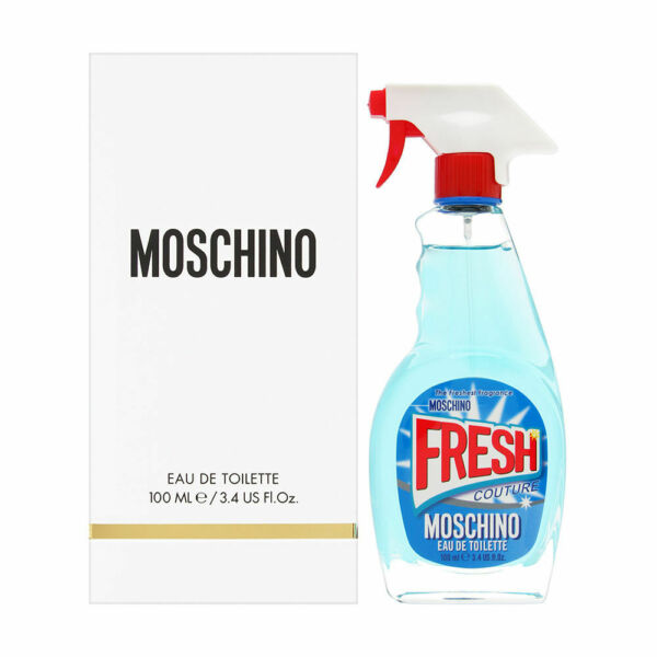 Fresh Couture by Moschino for Women 3.4 oz EDT Spray Brand New $37.80