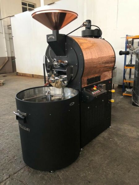 15 Kilo 33lb OZTURK Commercial Coffee Roaster New Custom Built Machine