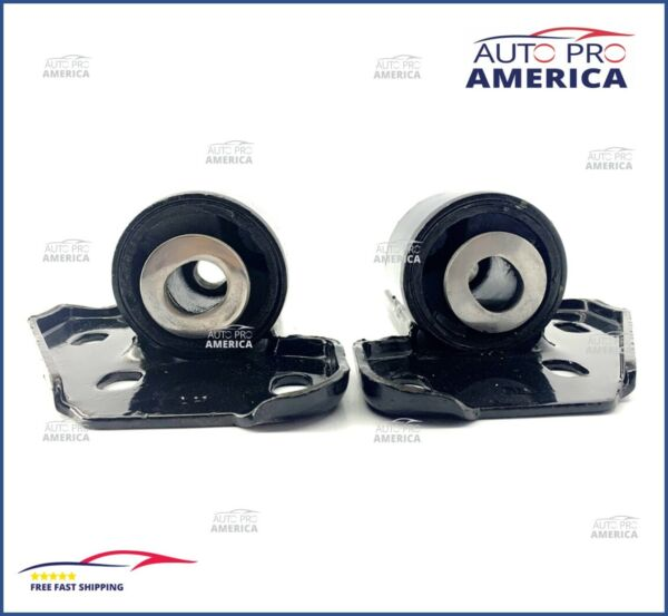(2) New Front Lower Left & Lower Right Rear Ford Control Arm Bushings 2003-2004