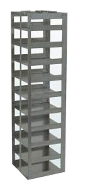 Vertical Racks for 100 Cell Hinged Top Plastic Boxes CFHT 10 $49.00