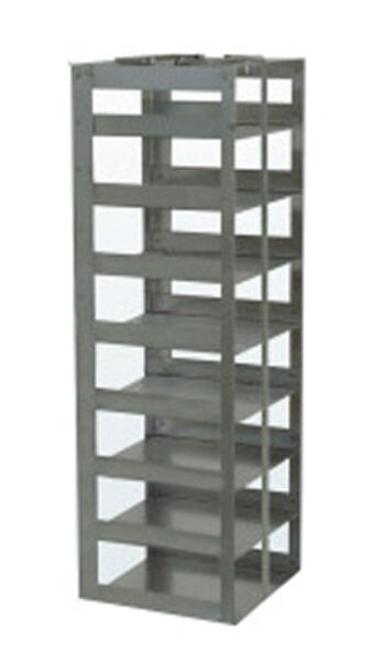 Vertical Racks for 100 Cell Hinged Top Plastic Boxes CFHT 8 $36.00