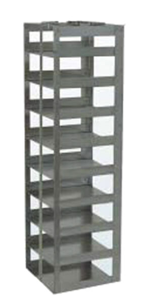 Vertical Racks for 100 Cell Hinged Top Plastic Boxes CFHT 9 $40.00