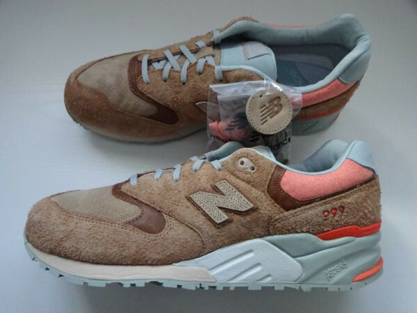 New Balance x Packer Camal 999 Men's Suede Shoes Sneakers Trainers ML999CML