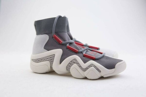 CQ1869 Adidas Consortium Men Crazy 8 A//D Workshop gray grey foam power red sesa