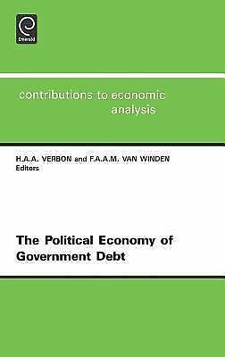 The Political Economy of Government Debt (Contributions to Economic Analysis)