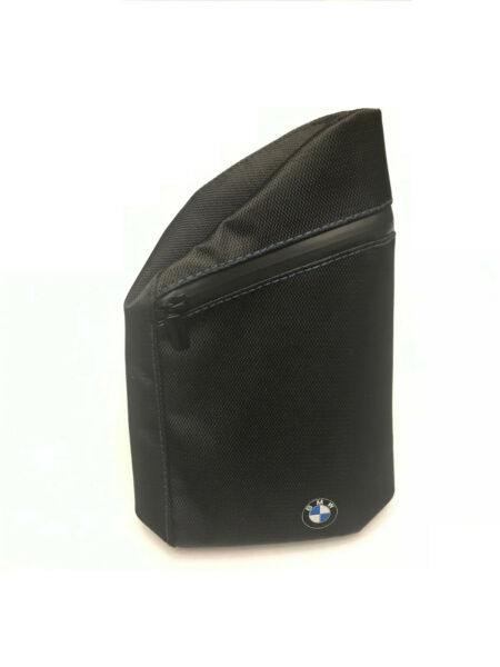 Genuine BMW Spare Top Off Oil Bag Pouch Kit For Any BMW Model 83292158848