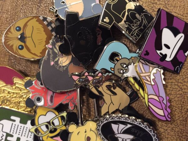 DISNEY PINS 75 pin MIXED LOT                                  GET YOUR TRADE ON