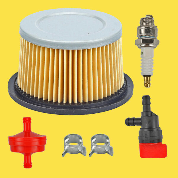 Air Fuel Filter For Tecumseh 30604 30727 H30 H50 H60 H70 HH60 HH70 Spark plug