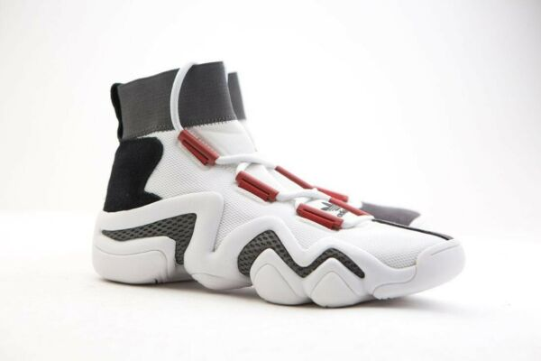 AC7737 Adidas Consortium Men Crazy 8 A//D Workshop white core black core red