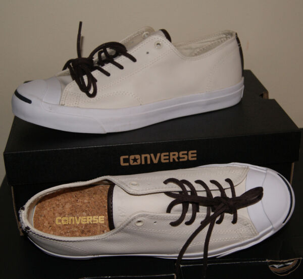 NEW AUTHENTIC CONVERSE JACK PURCELL  OX   SHOE MEN'S  US 10 ---12