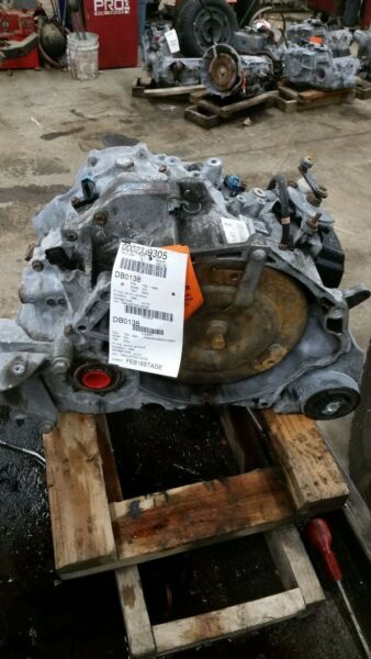 2004 SATURN ION AUTOMATIC TRANSMISSION ASSEMBLY 109351 MILES 2.2 FWD M43