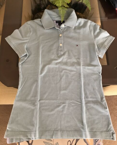 tommy hilfiger polo shirt Women's Size S P excellent condition $19.99