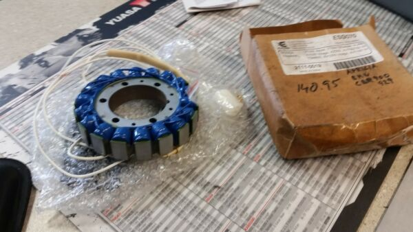 New Aftermarket Stator 2111 0019 ESG070 fits Honda Yamaha and MORE $99.00