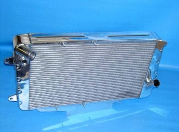 Pro Alloy Uprated alloy Water Radiator for Daimler Dart