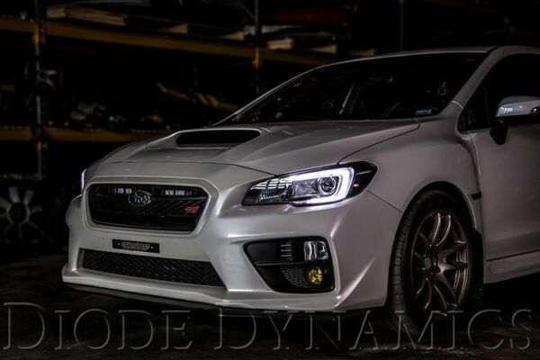 2018-2019 Subaru WRX C-Light Switchback LED Boards w/DRL Harness Diode Dynamics