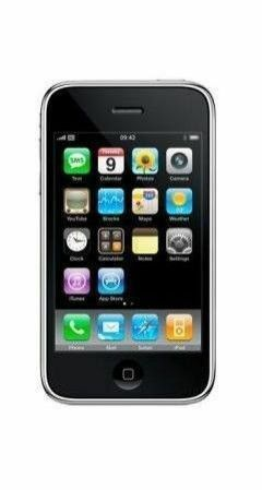 Apple 2G iPhone 1st Generation - 8GB - Black (AT&T) A1203 (GSM) Open Box