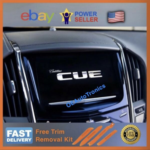 🔴Cadillac CUE OEM ATS CTS ELR ESCALADE SRX XTS Touch Screen Replacement Display
