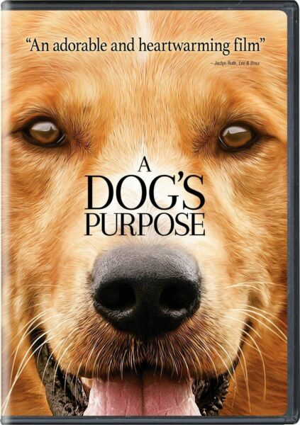 A Dog's Purpose DVD 2017 SHIPS IN 1 BUSINESS DAY WITH TRACKING