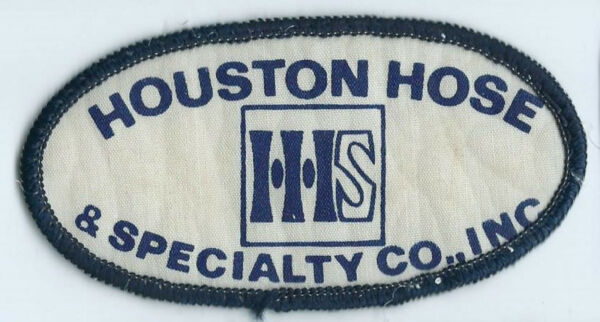 HHS Houston Hose & Speciality Co Inc 2 X 4 #412