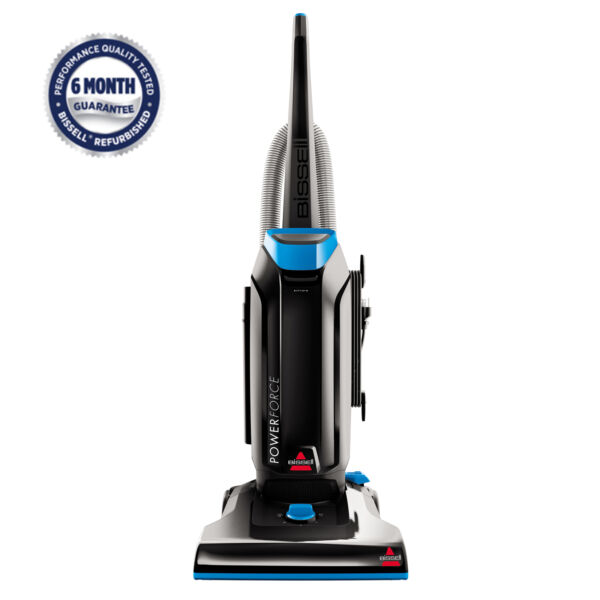 BISSELL PowerForce Bagged Upright  Vacuum Cleaner  1739R Refurbished!
