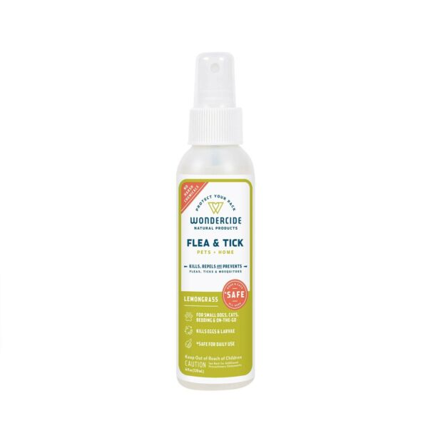 Wondercide Natural Products Flea Tick and Mosquito Control for Dogs Cats... $16.80