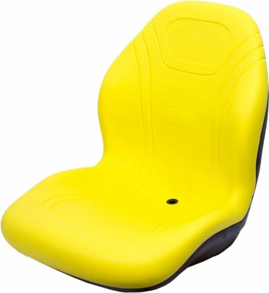 John Deere Yellow Seat Fits 3120 3520 4310 4510 4610 4720 Replaces OEM# LVA12909