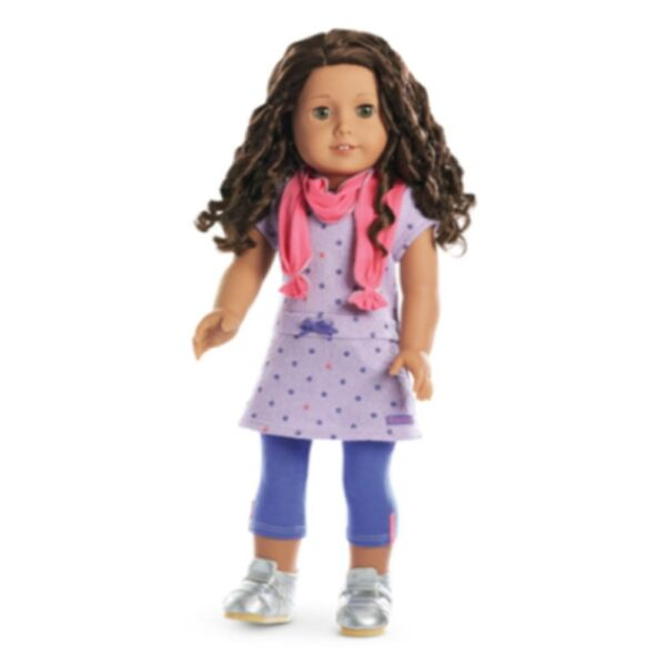 American Girl Truly Me Recess Ready Outfit for 18
