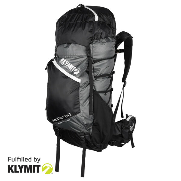 Klymit Motion 60 Backpack Lightweight Camping Backpacking Factory Refurbished $98.97