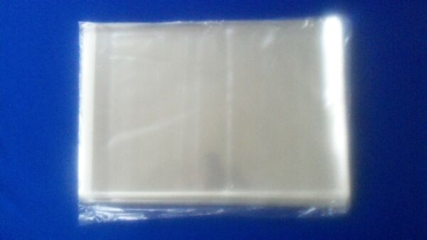 30 Sleeves Magazine Plastic Protectors Resealable Storage Clear Bags $4.95