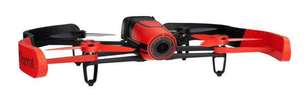 Parrot BeBop Drone 14 MP Full HD 1080P Camera Quadcopter - Red