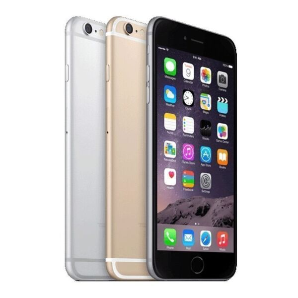 Apple iPhone 6 16GB 64GB 128GB Software Unlocked GSM SmartPhone AT