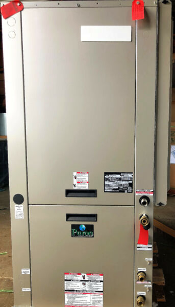 GeoLogix 3 Ton Two-Stage Open Loop RH Geothermal Heat Pump - HEV036X1D06NRT