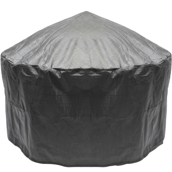 Sorbus Fire Pit Cover Round 30-Inch Diameter (PVC Cover for FP-30)