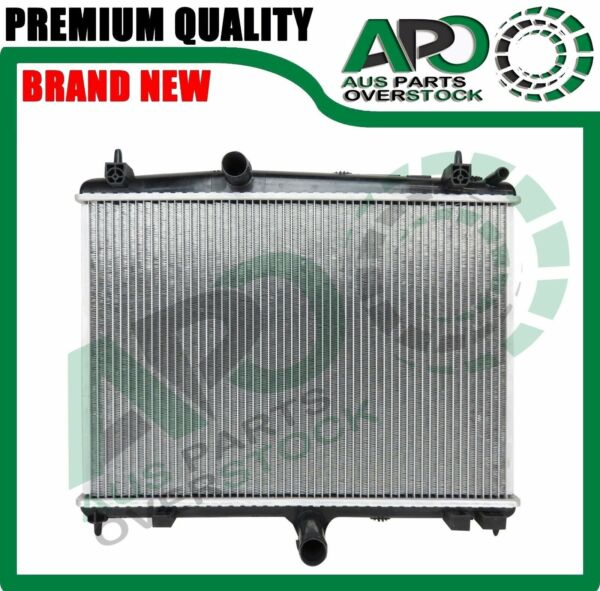 Premium Radiator Fit PEUGEOT 407 6D 6C 6E 2.0HDI Diesel Manual 2010-On