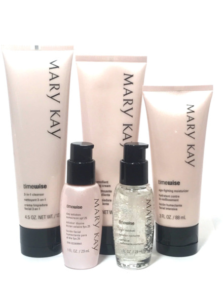 MARY KAY DISCONTINUED TIMEWISE SKINCARE YOU CHOOSE CLEANSER MOISTURIZER amp; MORE