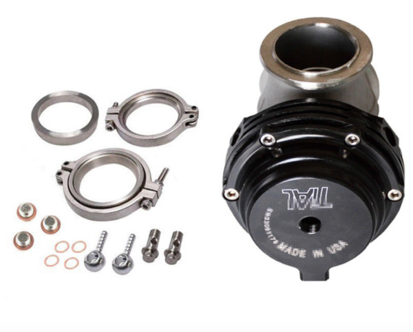 For Tial 44mm External Wastegate Mvs V-Band Flange Turbo USA 2-3 Day Delivery