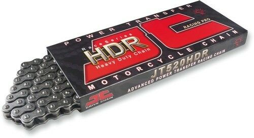 JT Natural 96 Link Race Series 520HDR Drive Chain 520HDR JTC520HDR096SL 550 9296 $29.84
