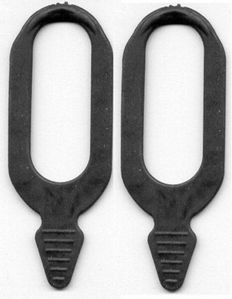All Rite ATV Gun amp; Bow Rack Replacement Rubber Snubbers RBA2 Package of 2 $8.40