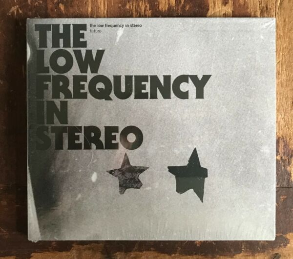 The Low Frequency In Stereo (TLFiS) The Futuro IMPORT CD