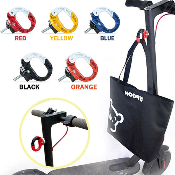 For Xiaomi Mijia M365 Electric Scooter Hanging Bag Claw Hanger Gadge
