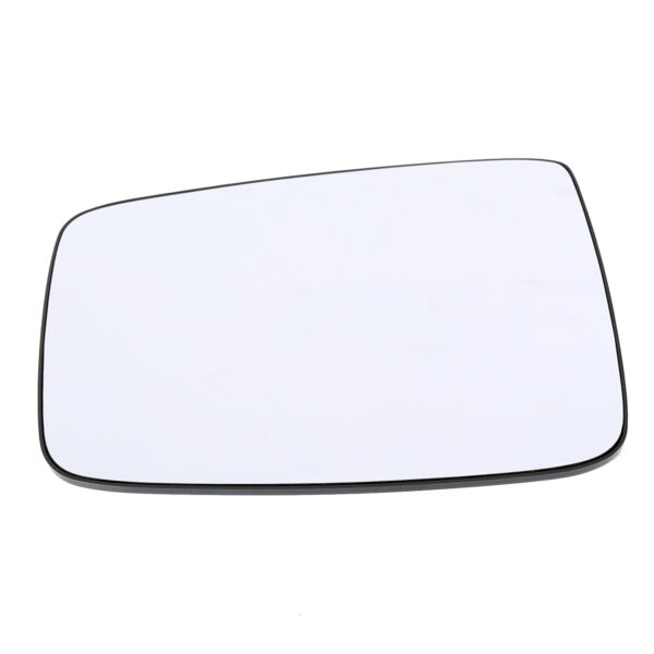 Heated LED Turn Signal Passenger Side View Mirror Glass For 03-07 Chevy GMC RH
