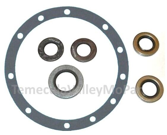 Rear Axle Seal & Gasket Set for 1946-1948 Chrysler 8-cylinder