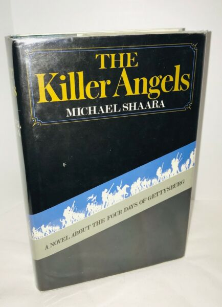 The Killer AngelsShaara Fine Collector's Copy!!