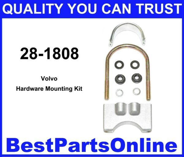 Steering Mounting Rack Kit for Volvo 240 260 With Cam2 amp; Cam3 Rack amp; Pinion $25.00