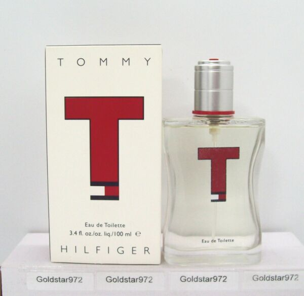 Tommy T edt spray For Men 3.4 FL. OZ. By Tommy Hilfiger. $99.99