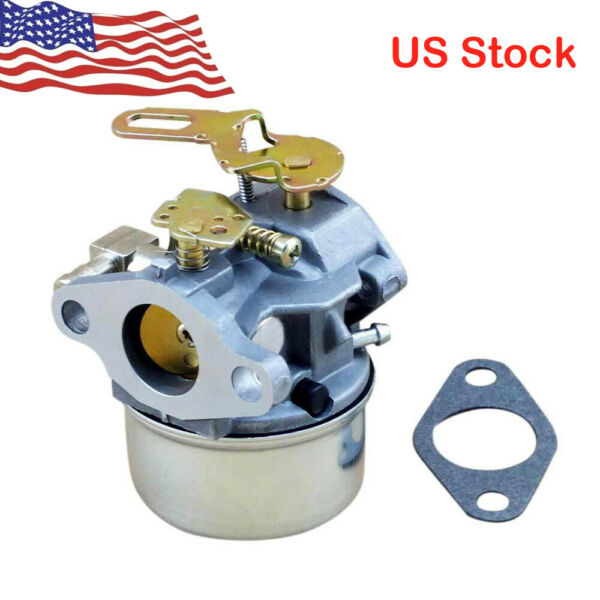 Carburetor Carb for Tecumseh 5HP MTD 632107a 632107 640084a Snow Blower HSSK50