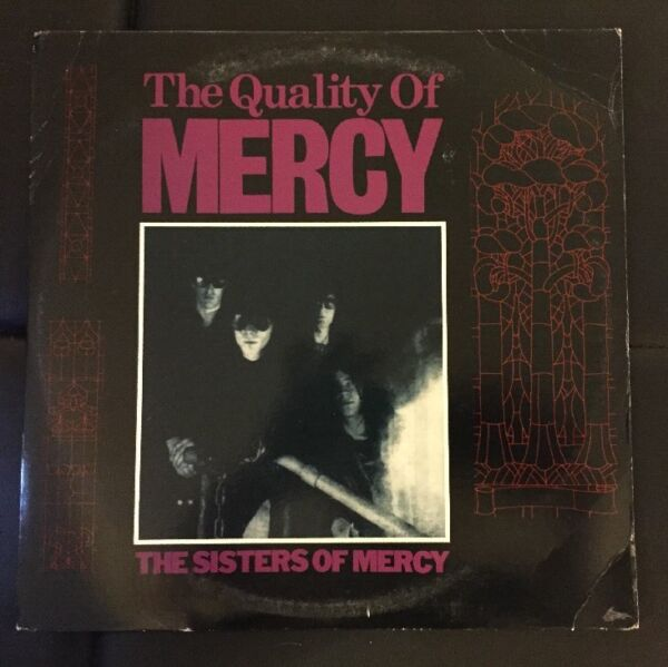 The Sisters Of Mercy: complete & final copy live at Albert Hall 2-LP Limited 500
