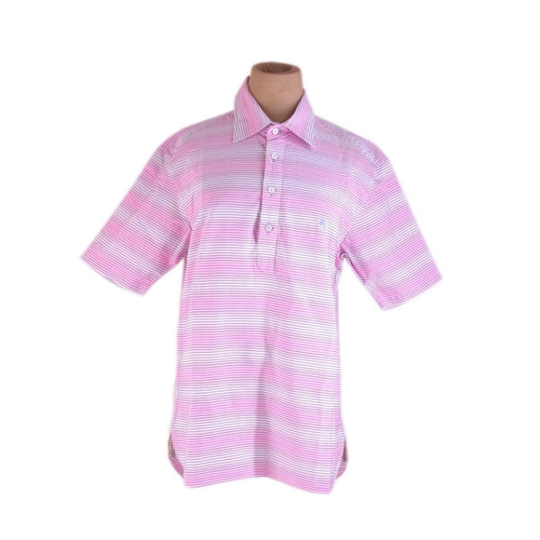 Burberry Shirts Pink Mens Authentic Used G1189 $171.20