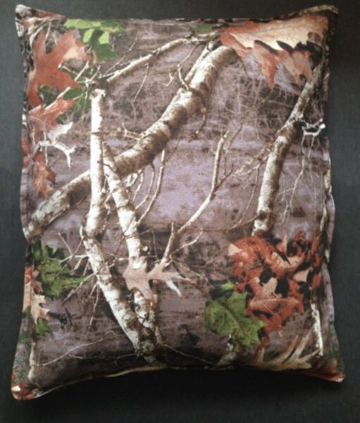 Camouflage Forest Rice or Corn Heating Bag  10