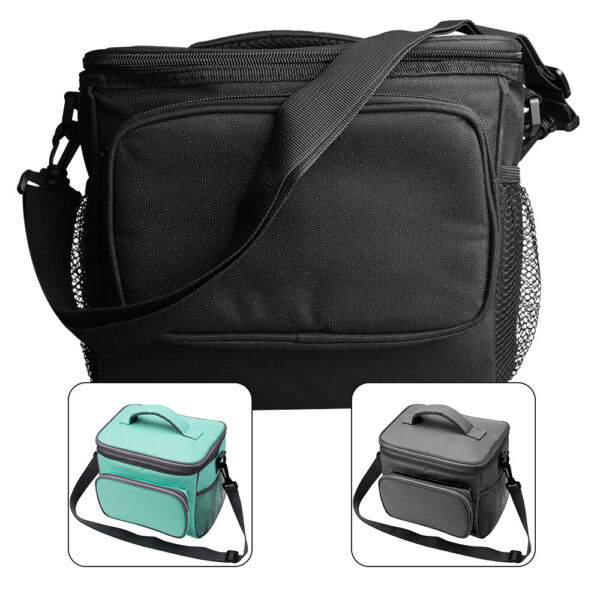Food Lunch Box Thermos Insulated Lunch Bag For Women Men Kids Cooler Adults